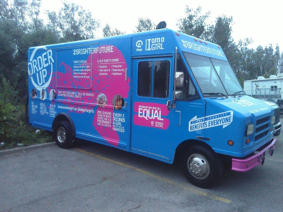 Event marketing vehicles in Toronto